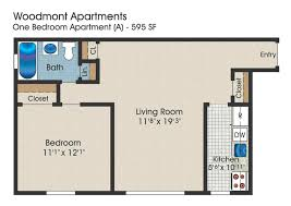 1 bedroom floor plans the meadows apartments in ronkonkoma