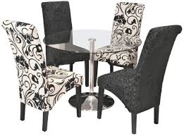Glass Dining Sets 4 Chairs Dining Table Designs 4 Seater Dining Room Furniture Dining