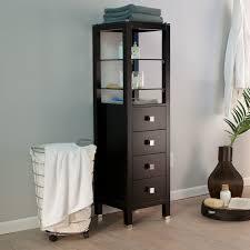 tall corner bathroom storage cabinet best cabinet decoration
