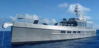 yacht design dennis harjamaa yacht design yachts aluminium fuel
