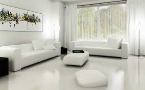 Painted Living Room Furniture by Stunning All White Living Room Design U2013 All White Living Room Set