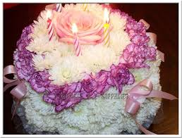i800 flowers birthday flower cake bloomnet