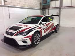racecarsdirect com seat leon cup car