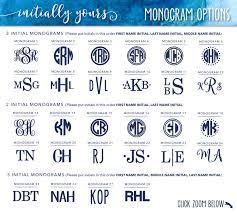 monogram initials personalized monogram planner vinyl decal agenda vinyl sticker