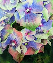 watercolor painting dvd paint flowers in watercolor step by step