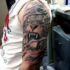 60 half sleeve tattoos for manly designs and masterpieces