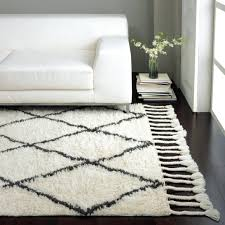 top 51 cool black and white area rugs plan ideas nice u2014 decor