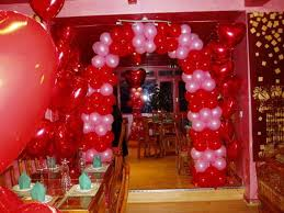 balloon decoration ideas for valentines day home decor ideas