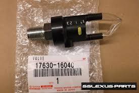 lexus gx470 power steering fluid lexus gx470 2003 2009 oem power steering air control valve 17630
