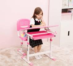 Kids Adjustable Desk by Beautiful Pink Desk For Girls Best Desk Quality Children Desks