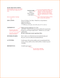 First Page Of Resume Examples Of Resumes Reference Page Format Resume Free List
