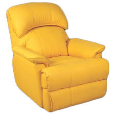 Yellow Recliner Chair Recliner Yellow Chair At Rs 35000 Recliner Chairs Id
