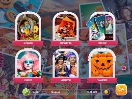 halloween puzzles holiday mosaics halloween puzzles macgamestore com