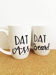 his mugs gifts for boyfriend i like his beard i like