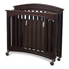 Solid Wood Mini Crib by Babyletto Grayson Mini Crib Compact Baby Bedroom Furniture Ikea