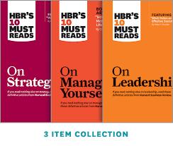 Hbr S 10 Must Reads by Search Drucker