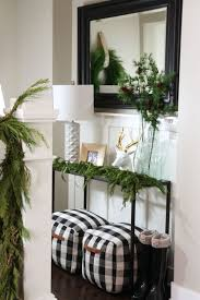 Xmas Home Decorations Best 25 Christmas Entryway Ideas On Pinterest French Country