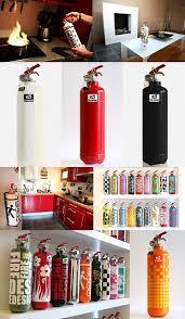 First Alert Kitchen Fire Extinguisher by Turn Your Kitchen Fire Extinguisher Into A Decorative Object So