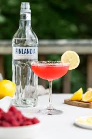 lemon drop martini mix cocktail recipes u2014 flavors of finlandia