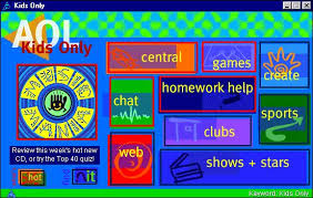 Aol Kids Only Digital America - Chat rooms for kids only