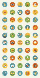 icon designer 10 awesome free flat icons packs designer daily graphic and web
