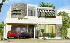 Modern Exteriors Villas Design Rajasthan Style Home Exterior In