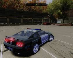 ricer mustang need for speed most wanted ford mustang gt police interceptor