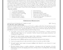 Functional Resume Template Example Ssrs Resume Examples Resume Templates