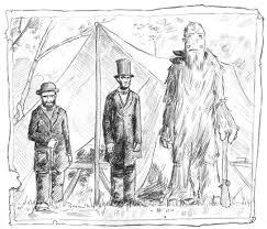 abraham lincoln and his bigfoot bodyguard