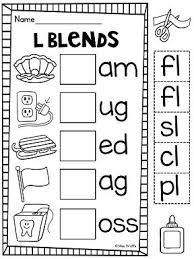 best 25 blends worksheets ideas on pinterest consonant blends