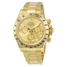 rolex white gold oyster bracelet images Best rolex cosmograph daytona champagne dial 18k yellow gold jpg