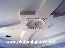Decoration De Faux Plafond En Platre En Tunisie by Decor Platre Plafond Maroc Gascity For