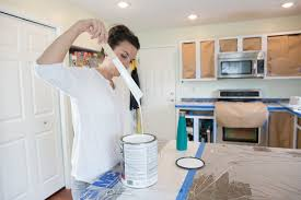 Best Paint For Painting Kitchen Cabinets The Best Paint For Painting Kitchen Cabinets Kitchn