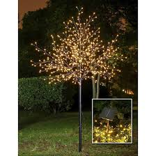 lightshare 8 600l led city tree indoor and outdoor use warm