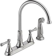 moen ca87528 banbury chrome one handle low arc kitchen moen ca87528 kitchen faucet with side spray from the banbury
