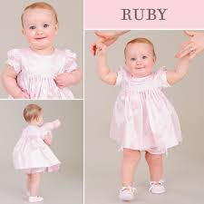 ruby first birthday dress from one small child first birthday