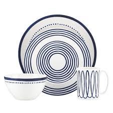 kate spade new york west dinnerware