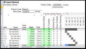 Microsoft Excel 2010 Templates Gantt Chart Template Microsoft Excel 2010 Templates Loc Ptasso