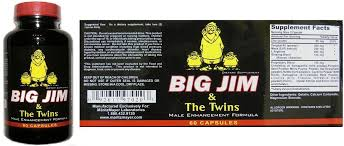 big jim and the twins pills review important info