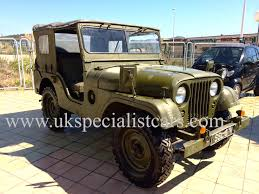 willys jeep offroad willys jeep m38 a1 1957 lhd