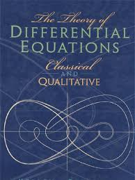the theory of differential equations classical and qualitative tqw