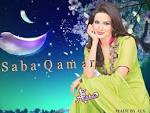 Saba Qamar Desktop Wallpaper (2394) | Lollywood Celebrities Wallpapers