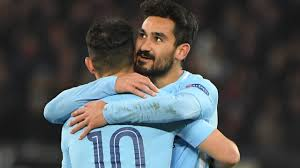 gundogan hair gundogan puts perfect city on verge of quarter finals sport