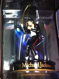 michael jackson the king of pop collectable ornament