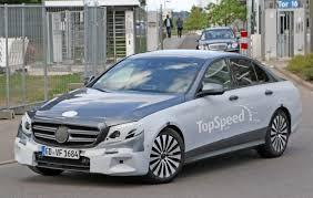 2017 mercedes benz e class review top speed