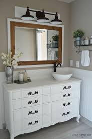 vanity curved bathroom vanity cabinet off white antique bathroom