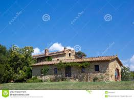 typical tuscan house stock photography image 20816822