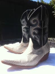ebay womens cowboy boots size 9 best 25 snakeskin cowboy boots ideas on pink