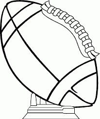 coloring pages of football www bloomscenter com