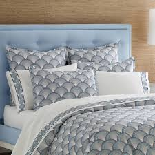 Fish Duvet Cover On Sale Navy And Turquoise Fish Scale Duvet Cover Twin